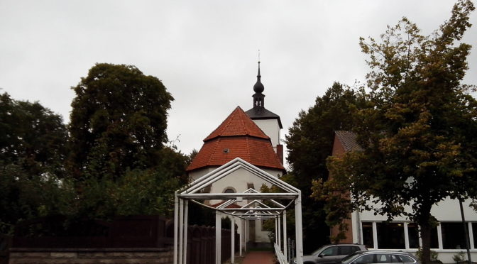 Hoch hinaus – auf den Kirchturm in Rosdorf